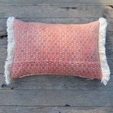 heirloom hill tribe one of a kind pillow - FOUND&MADE