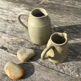 small hand thrown pitcher - Beanpole Pottery