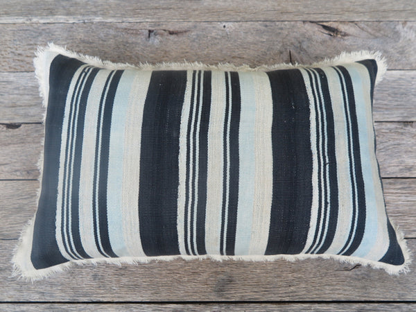 modern bohemian one of a kind pillow