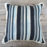 modern bohemian mud cloth one of a kind pillow - FOUND&MADE