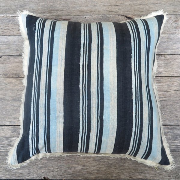 modern bohemian mud cloth pillow - FOUND&MADE