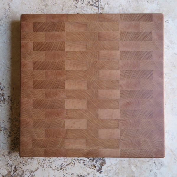 reclaimed mosaic tile cutting board - FOUND&MADE