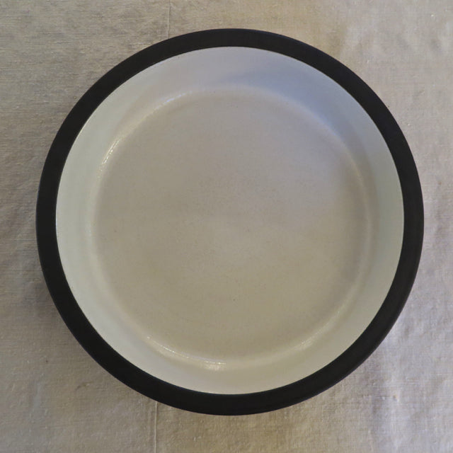 vintage Heath large rim serving bowl -FOUND&MADE