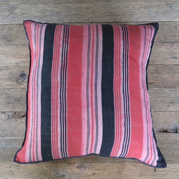 bold stripe modern pillow-FOUND&MADE