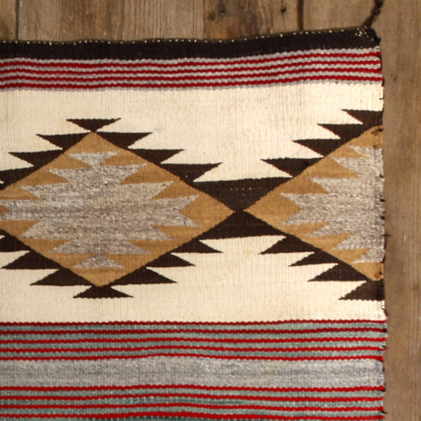 Navajo antique crystal rug- FOUND&MADE
