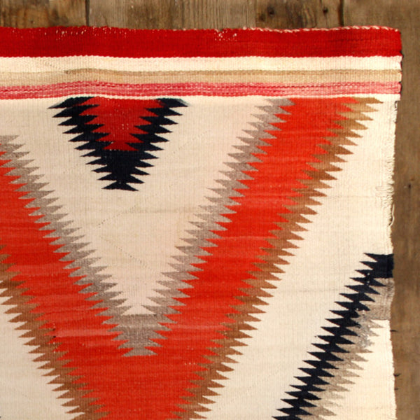 navajo antique ganado rug- FOUND&MADE