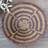 handwoven antique African basket