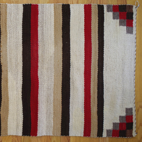 navajo antique artisan rug - FOUND&MADE