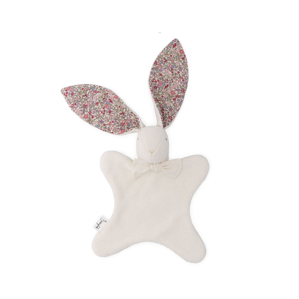 "Organic Bunny Lovey - Liberty of London ""Ava"" - Bunnylulu Handmade"
