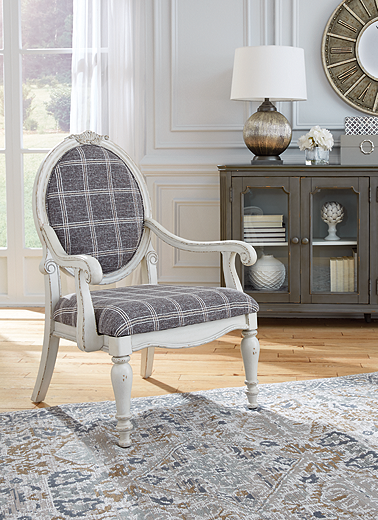 Kornelia Accent Chair (A3000245-I)