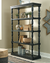 "Dannerville 74"" Bookcase (A4000281-I) (A4000281)"