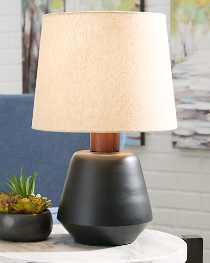Ancel Table Lamp (L204204-I) (L204204)