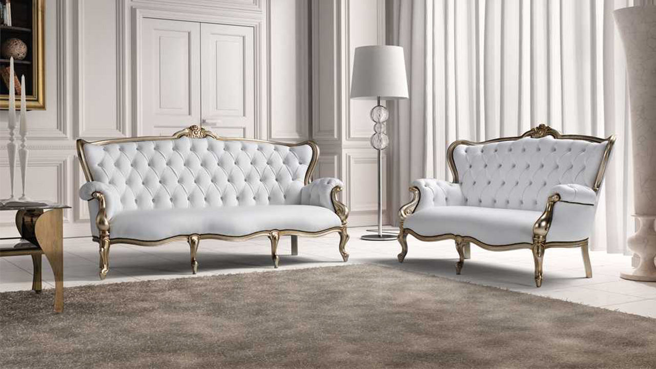 Bach Italian Sofa Set - InspireLiving