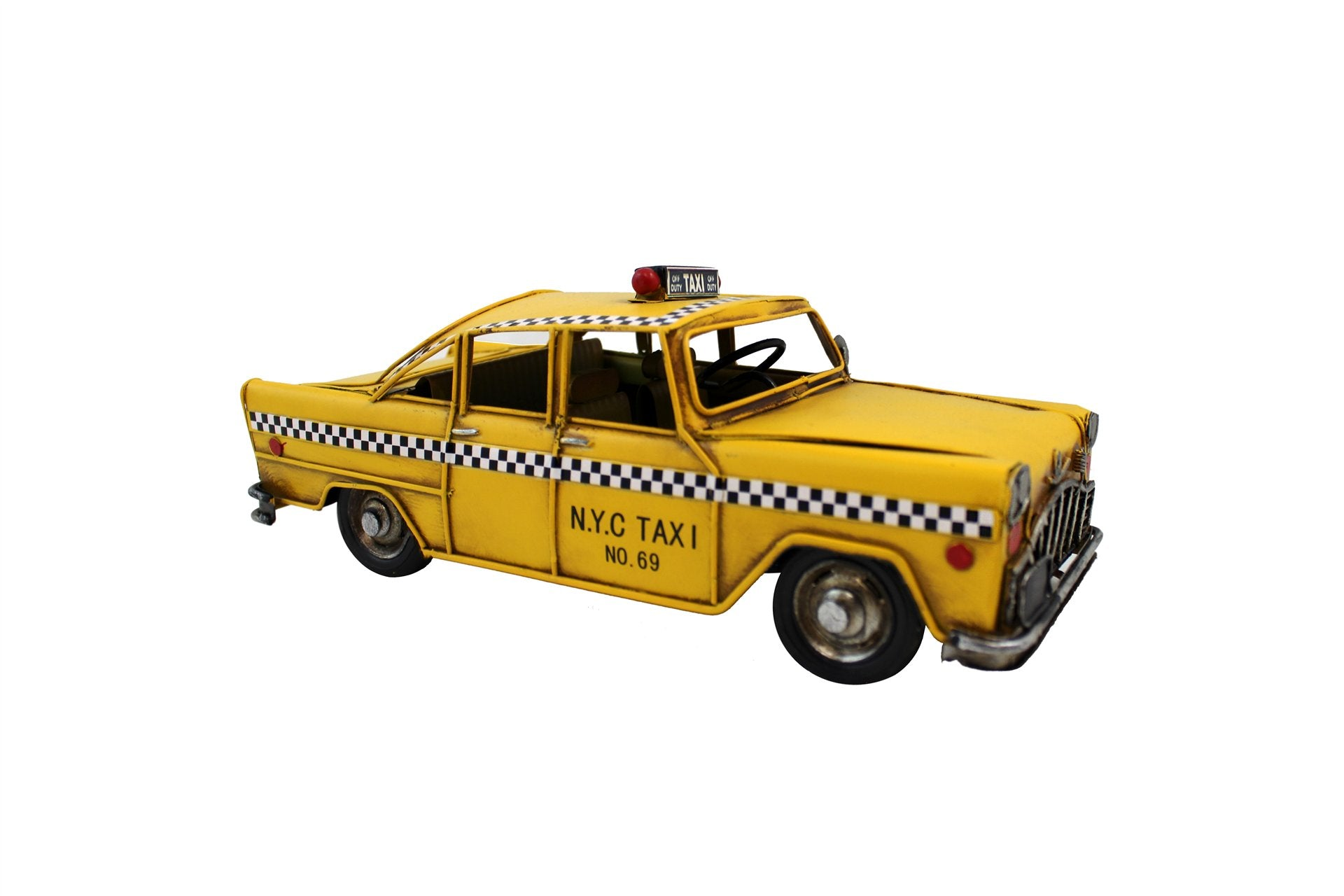 MINIATURE NYC TAXI