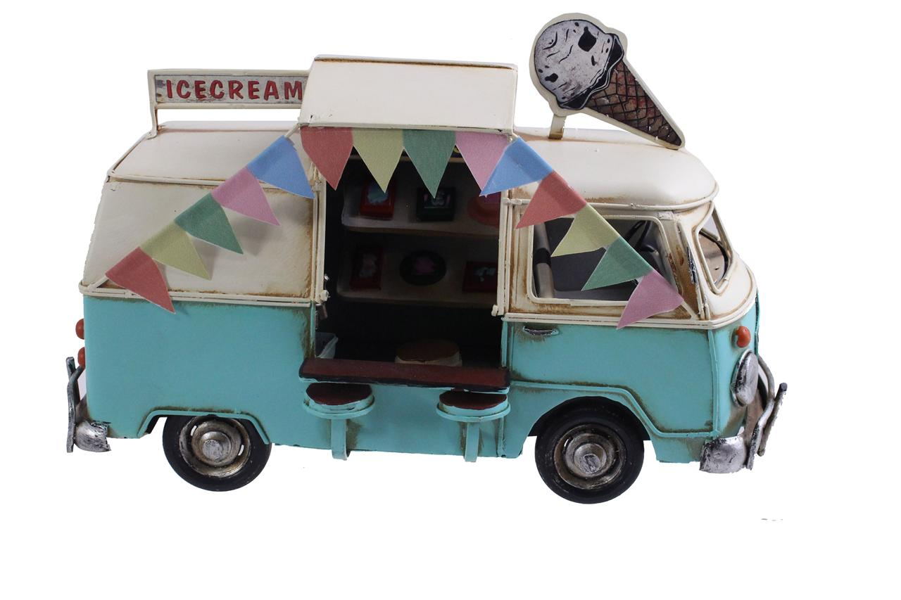 MINIATURE ICECREAM VAN