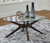 Zannory End Table (Gray) (T348-6-I)