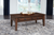 Adinton Coffee Table (Reddish Brown) (T785-1-I)
