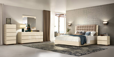 Perla Italian Bedroom Set