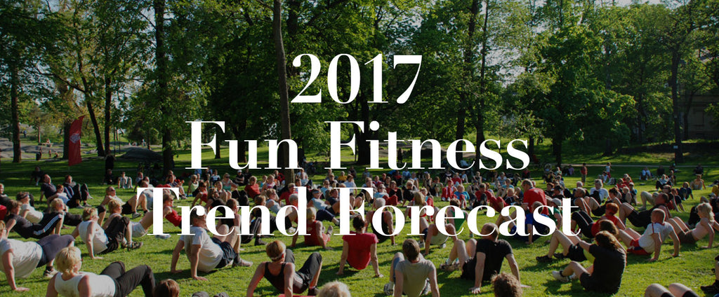 Your 2017 Fun Fitness Trend Forecast