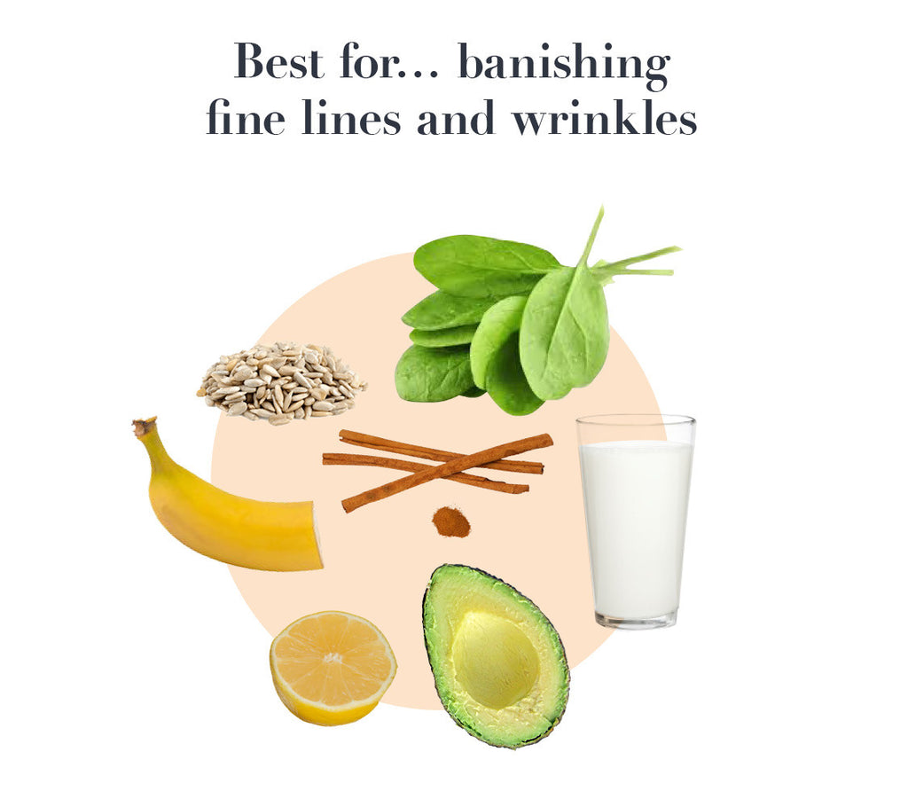 Best for banishing fine lines and wrinkles