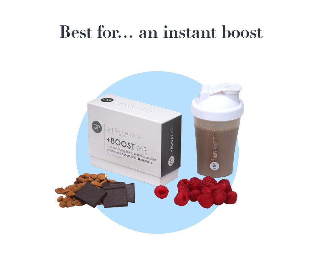 best for an instant boost