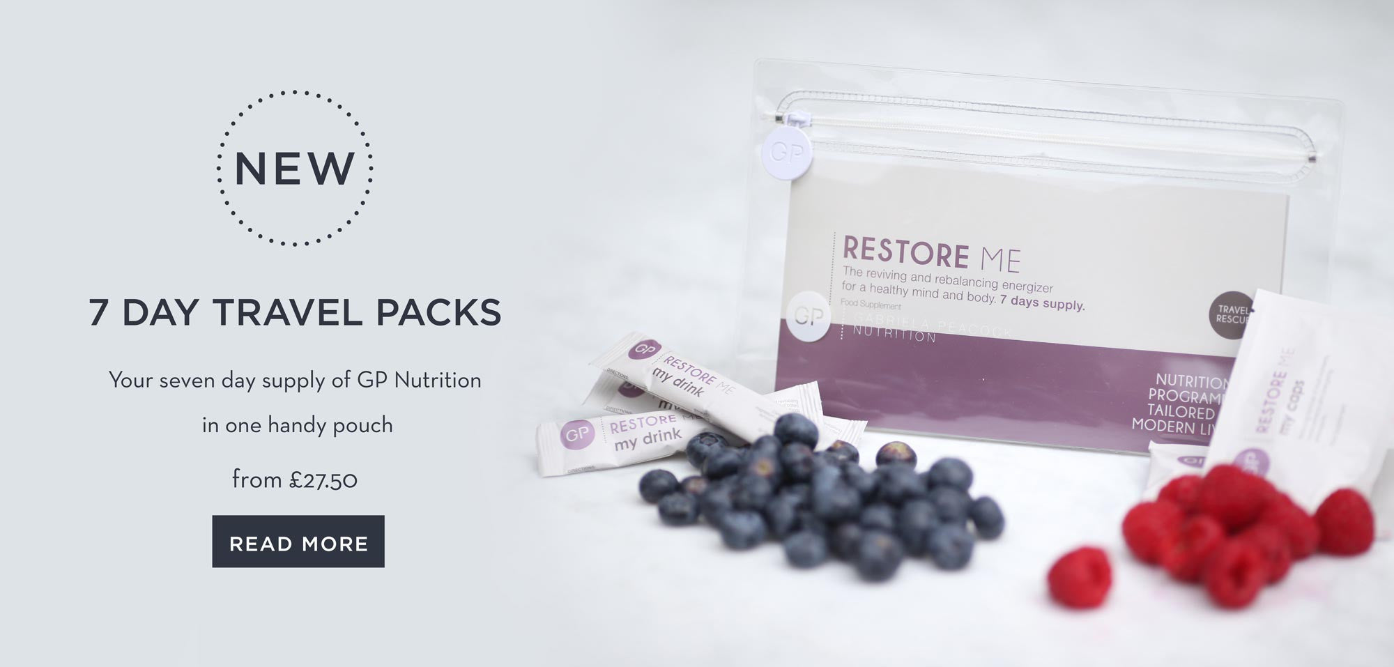 7 day travel packs