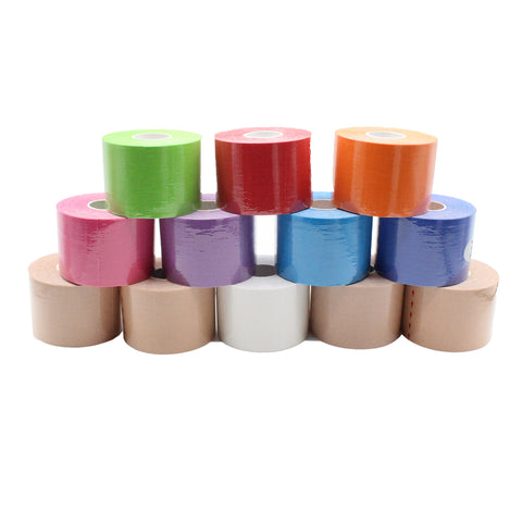 Image of Bulk 12 rolls kinesiology k-tape
