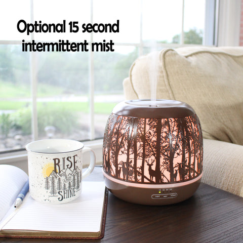 Intermittent Essential Oil Diffuser