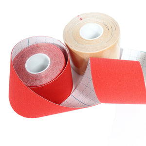 2 Pack Kinesiology Tape (Pre-Cut/Continuous Roll)