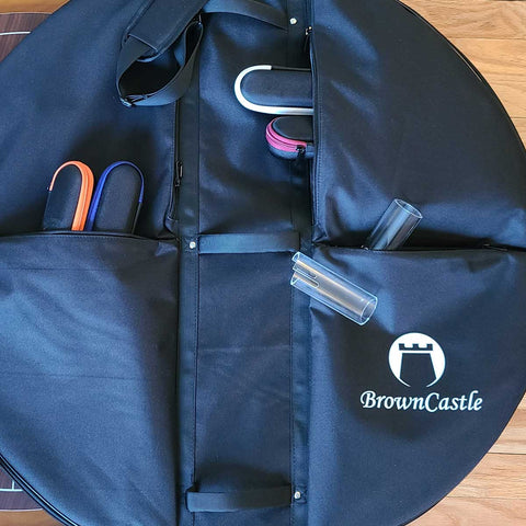 Crokinole Bag