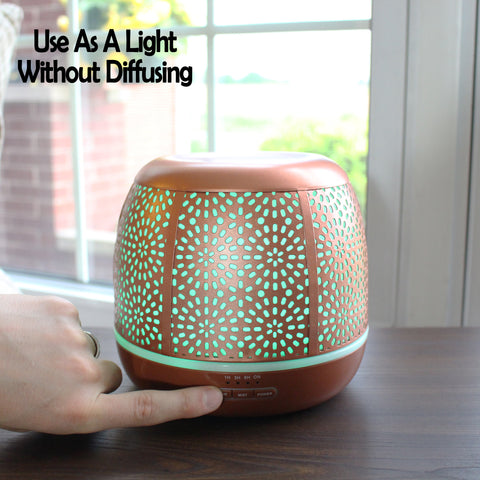 Color Light Diffuser