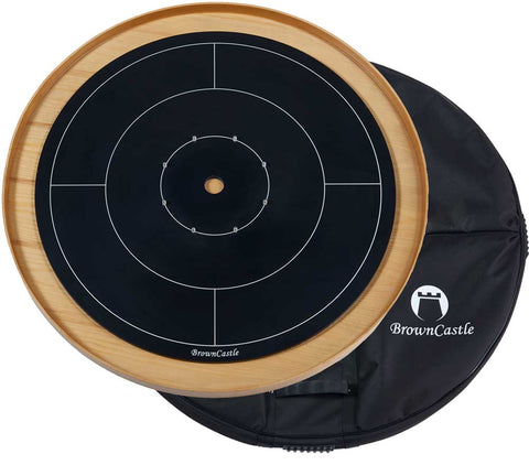 The Knight, BrownCastle Crokinole Board