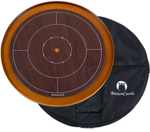 The Lord, BrownCastle Crokinole Board
