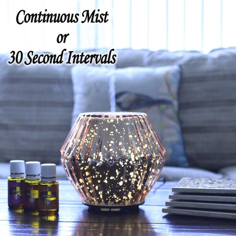 Image of aromatherapy essential oil diffuser