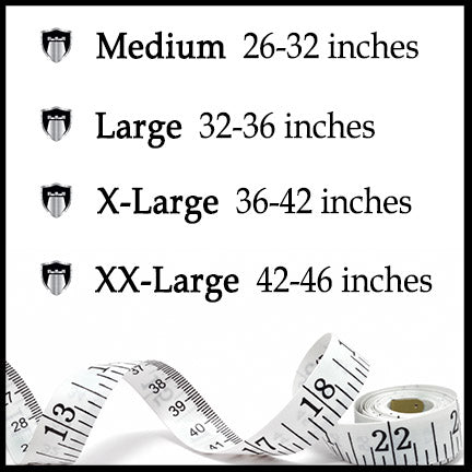 Image of Back Brace Sizes