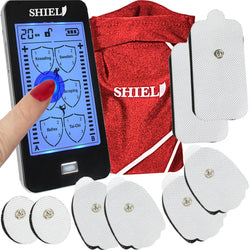 Shield TENS-EMS Touchscreen Electronic Massager