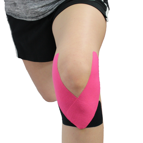 Image of kinesiology tape for sports