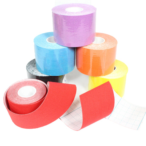 3 Pack Kinesiology Tape - Continuous Rolls