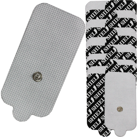 Image of Large Square Rectangle Electrode Pads