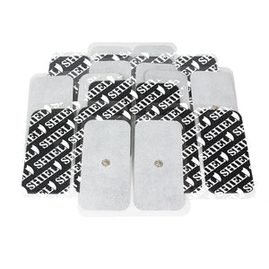 Large Rectangle Electrode Pads