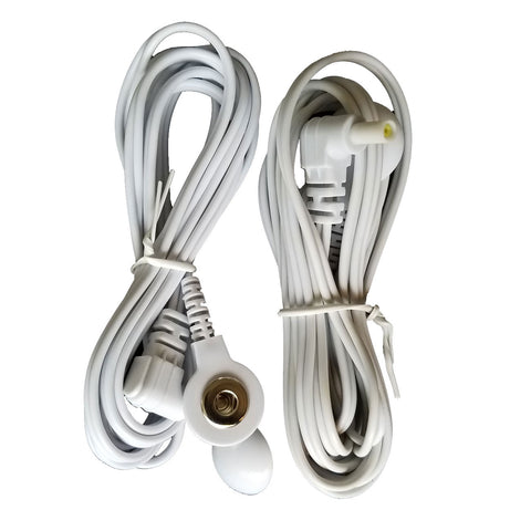 Image of TENS Unit Electronic Massager Lead Wires (2)
