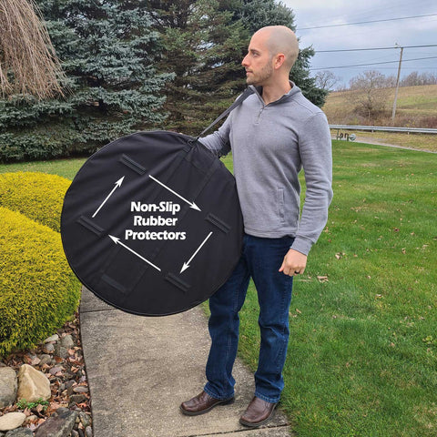 Padded Crokinole Board Carry Case