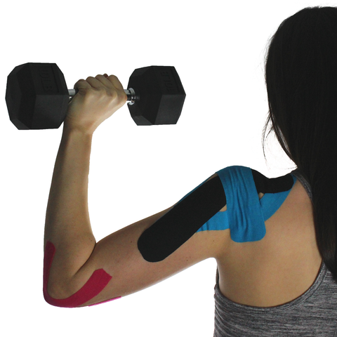 kinesiology tape for injuries