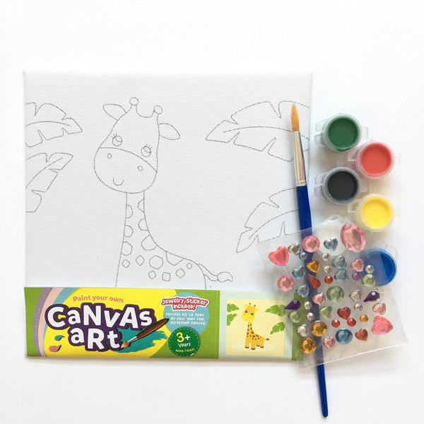 Canvas Art Painting Kit