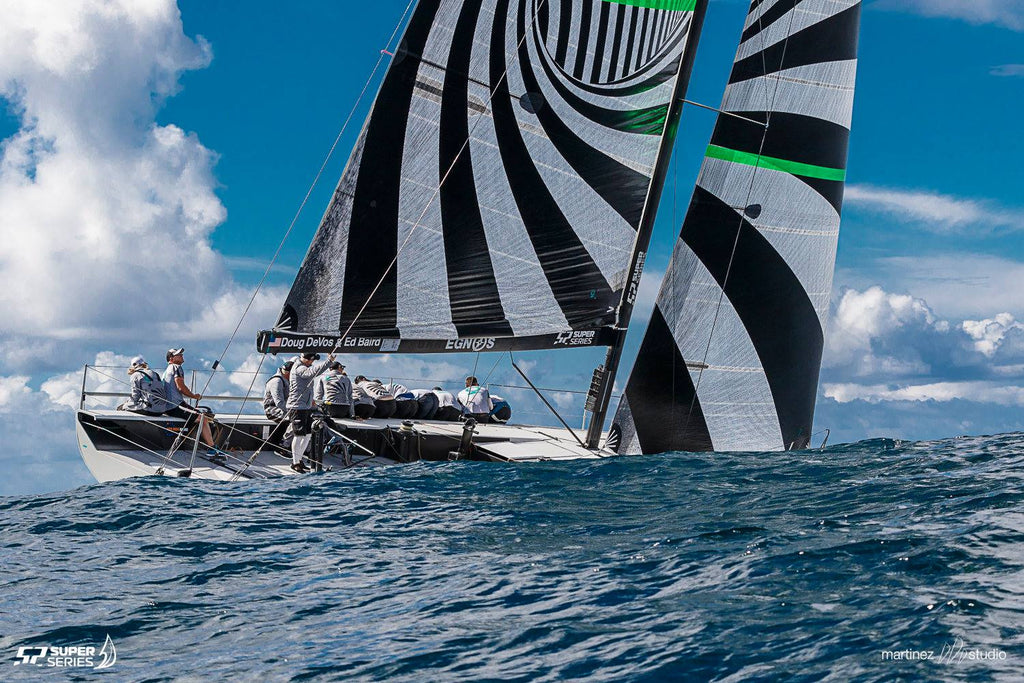Quantum Racing Wins 52 Super Series with Custom SeaDek Deck
