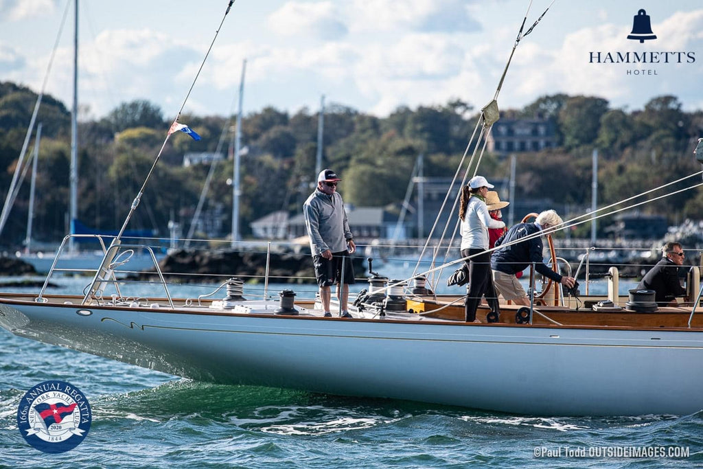 Wild Horses Wins PHRF:NS Division - 166th NYYC Annual Regatta