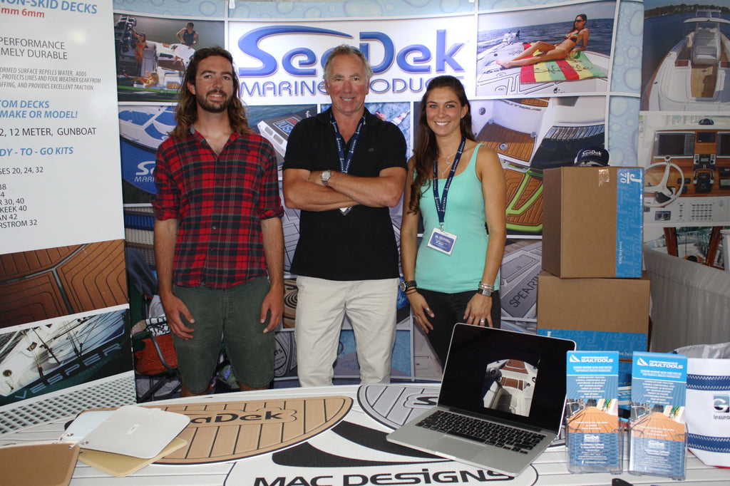Success at the Newport International Boat Show
