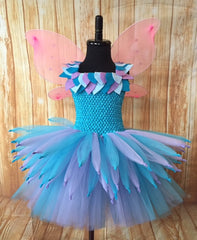 Abby Caddaby Tutu, Girls Abby Caddaby Costume, Abby Caddaby Birthday Dress, Sesame Street Tutu - Little Ladybug Tutus