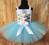 Cinderella Tutu, Cinderella Tutu Dress, Girls Cinderella Tutu, Princess Cinderella Tutu - Little Ladybug Tutus