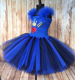 Evie Tutu, Descendants Tutu, Evie Girls Costume, Descendants Evie Girls Tutu Dress - Little Ladybug Tutus
